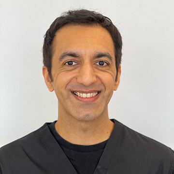 Dr Nekhil Dattani Dental Surgeon
