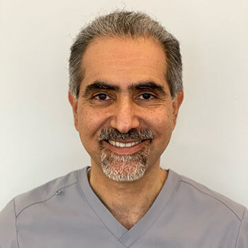 Dr Paiam Azari BDA Principal Dentist